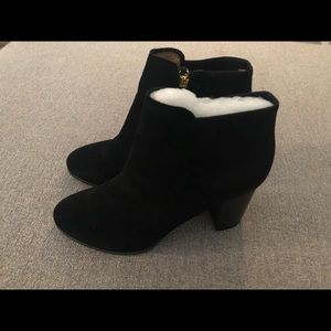 36452663f5e Vionic Perk Whitney black 7.5 women's ankle boots NWT